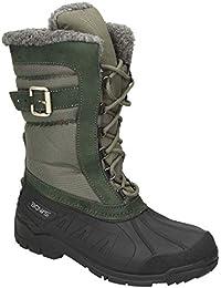 BOWS® -SUSI- Winterstiefel Damen Schnee Stiefel Snow Schuhe Winterboots  warm gefüttert wasserdicht wasserabweisend 861a40230b
