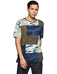 GAP Short Sleeve Crewneck Graphic T-Shirt For Men's