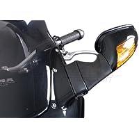 Espejo garantía Ampliaciones verkleidung Espejo Honda Cbr 1100Xx Negro