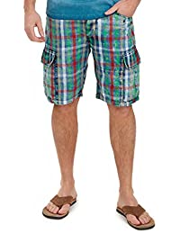 Joe Browns Impressive Check - Short - Homme