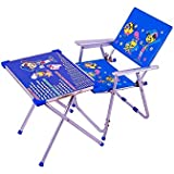 House Of Gifts Baby & Kids Table Chair Set Toy Set Blue