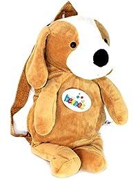 Kinder Plüsch Rucksack Kinderrucksack Kindergarten Kuscheltier Stofftier Hund preisvergleich bei kinderzimmerdekopreise.eu