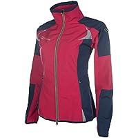 HKM PRO TEAM Softshelljacke–Neon Sports de, pink/dunkelblau