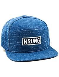 Casquette Wrung Box bleue