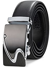 Satyam Kraft PU Leather(Pack of 1) Adjustable Buckle Belts Fashion Waist Strap BELTS For Casual and Formal - Belt For Men and Boys, color Design For Daily Use/diwali gift /diwali gifts for family and friends /diwali gift items / valentine gift for boyfriend love