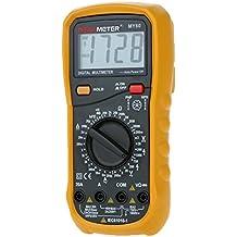 KKmoon MY60 Multímetro Digital AC DC Tensión Corriente Resistencia Capacitancia Tester Frecuencia