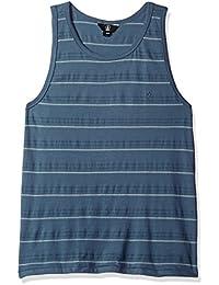Volcom Wowzer Stripe Tank T-Shirt sans manches homme