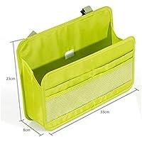 ADream Auto Kleinigkeiten Aufbewahrungstasche Auto Rücksitz Lagerung Sammler hängen Tasche (grün)