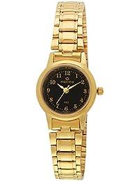 Maxima Analog Black Dial Women's Watch - 26793CMLY