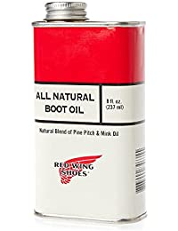 Red Wing Natural Aceite De Arranque