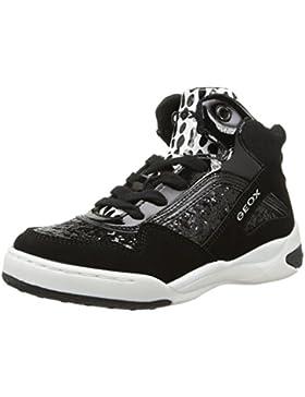 Geox – J Ayko Girl B, Sneaker alte Bambina