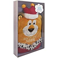 Aroma Home King of the Jungle Fleece Hot Water Bottle