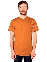 American Apparel Unisex Fine Jersey Short Sleeve T 2001