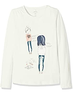 NAME IT Mädchen Langarmshirt Nitjamin Ls Top Box F Nmt