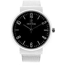 Ralph Pierre Sublime Analog Silver Dial Men's Watch - W40072-2
