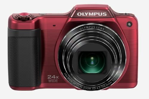 Olympus Stylus SZ-15 16MP Digital Camera