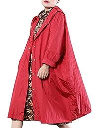 Yesno WM5 Women Waterproof Raincoat Outdoor Hooded Rain Jacket Windbreaker  Lightweight 71e0228ac