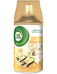 Air Wick Fresh Matic Ricarica Spray Automatico, Vaniglia e Thè Bianco - 250 ml