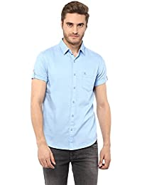 a5e729679c Mufti Men's Shirts Online: Buy Mufti Men's Shirts at Best Prices in ...