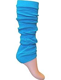 TeddyT's - Calentadores - Básico - para mujer Azul azul eléctrico única