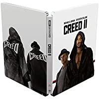 Creed II  - Steelbook 4K Ultra HD + Blu-ray + Digital