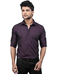 [Sponsored]Zeal Branded Stylish Casual And Party Wear Full Sleeves Cotton Slim Fit Shirts For Men