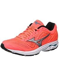 mizuno wave rider 22 women's running shoes - aw18