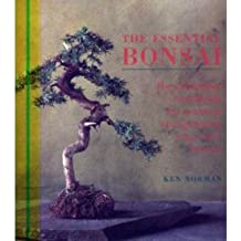 The Essential Bonsai: The definitive handbook for creating and growing your own bonsai by Ken Norman (1998-03-21)