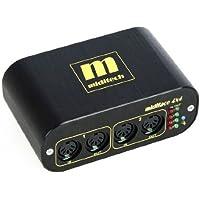 Miditech MIT-00151 Midiface - Interfaz MIDI (4?x?4 canales MIDI)