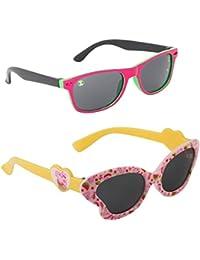 Stol'n Kids Peppa Pig And Ben10 Sunglass (Pack Of 2) - B074GXN182