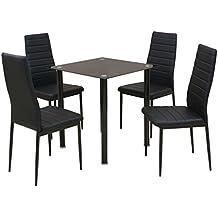 Amazon.es: conjunto mesas y sillas comedor - vidaXL