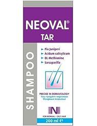 neoval goudron® SHAMPOOING Anti séborrhée 200ml