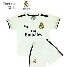 Box 1º Equipo Sergio Ramos Real Madrid JR 2018-2019 Conjunto Niño ... 76e3919d2354e