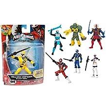 Giochi Preziosi, Personaggi Base 12 cm. (Yellow Ranger)