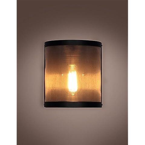 LQK-Lavare le luci per montaggio a parete Stile Mini Rustico/lodge Metallo , 220-240v