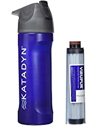Katadyn Mybottle - Purificador de agua azul Blue Splash Talla:talla única