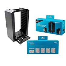 Dobe PS4 Multifunctional Storage Stand kit PS4/PS4 PRO/PS4 SLİM/X ONE S