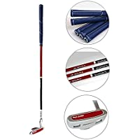 PGM Junior Golf Putter Golf Putter para diestros de acero inoxidable para niños edad 3a 12