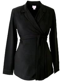 Boob Maternity Work Jacket - XL