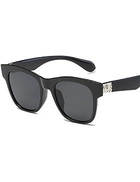 LLZTYJ Gafas De Sol/Viento/Sol/Playa/Aire Libre/Cumpleaños/Regalo/San Valentín/Gafas De Sol Para Mujer Cara Redonda...
