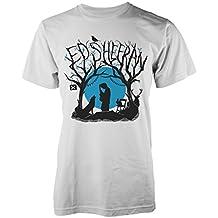 Ed Sheeran Forest Concert Rock oficial Camiseta para hombre