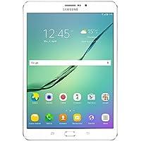 Samsung 8-Inch Galaxy Tab S2 AMOLED Tablet-PC - (White) (Qualcom MSM 8976, 3 GB RAM, 32 GB eMMC, Android 6.0)
