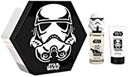 Disney Star Wars Storm Trooper Giftset For Kids, Perfume Eau de Toilette, 50 ml + Shower Gel, 75 ml