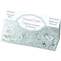 Diamante Confetti - Clear