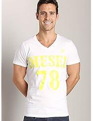 Diesel - 00SC4J0091B - T-shirt Homme