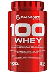 GALVANIZE NUTRITION PROTEINA 100 WHEY 900 GRS Milk Chocolate