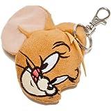 Tom & Jerry 233326 - Peluche de Jerry para colgar (7 cm)