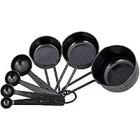 Prestige Measuring Spoons / Cups, Black Pr50179