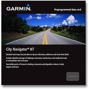 garmin karten erw city navigator nord amerika usa amazon. Black Bedroom Furniture Sets. Home Design Ideas