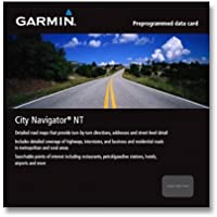 Garmin City Navigator For Australia and New Zealand Mapping Micro/SD Card